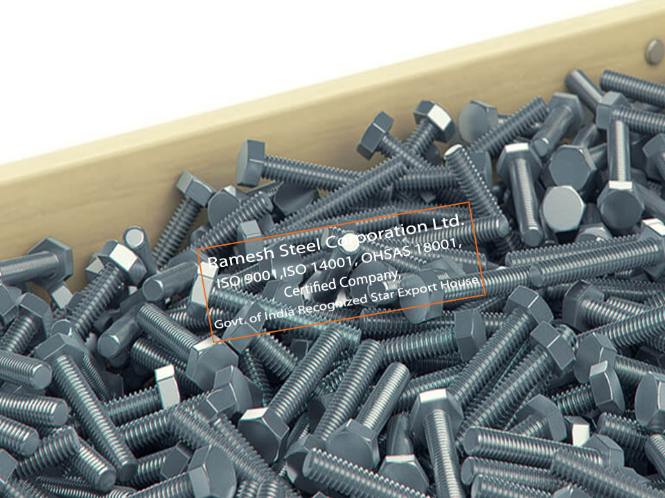 Alloy Steel Fasteners Suppliers Qatar| alloy bolts & nuts|alloy